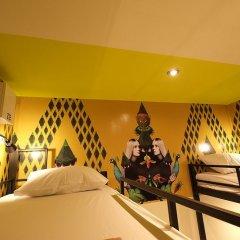 Everyday Bangkok Hostel Бангкок комната для гостей фото 3