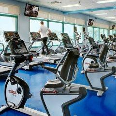 Отель Roda Al Bustan фитнесс-зал фото 3