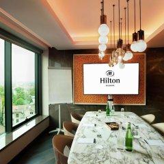 Отель Hilton Belgrade Сербия, Белград - 1 отзыв об отеле, цены и фото номеров - забронировать отель Hilton Belgrade онлайн помещение для мероприятий фото 2