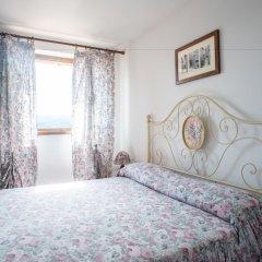 Отель Il Castello Di Perchia Сполето комната для гостей