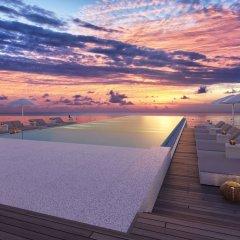 Отель Heritance Aarah (Premium All Inclusive) Мальдивы, Медупару - отзывы, цены и фото номеров - забронировать отель Heritance Aarah (Premium All Inclusive) онлайн балкон