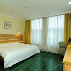 Отель Home Inn Китай, Сямынь - отзывы, цены и фото номеров - забронировать отель Home Inn онлайн комната для гостей фото 3