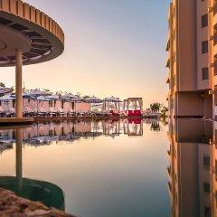 Отель Cabo Villas Beach Resort & Spa Мексика, Кабо-Сан-Лукас - отзывы, цены и фото номеров - забронировать отель Cabo Villas Beach Resort & Spa онлайн бассейн фото 2