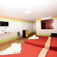 Отель Paknampran Hotel Таиланд, Пак-Нам-Пран - отзывы, цены и фото номеров - забронировать отель Paknampran Hotel онлайн удобства в номере