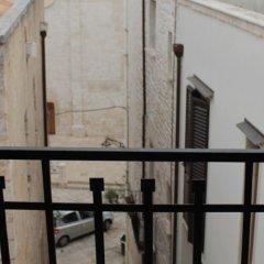 Отель Corte Altavilla Relais & Charme Конверсано балкон
