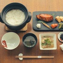 Отель With The Style Fukuoka Хаката интерьер отеля