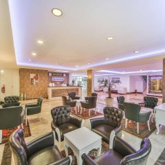 Kleopatra Atlas Hotel Турция, Аланья - 9 отзывов об отеле, цены и фото номеров - забронировать отель Kleopatra Atlas Hotel онлайн гостиничный бар