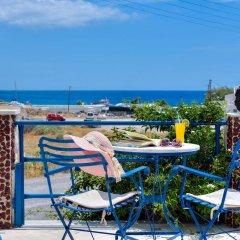 Отель Onar Rooms & Studios Греция, Остров Санторини - отзывы, цены и фото номеров - забронировать отель Onar Rooms & Studios онлайн балкон