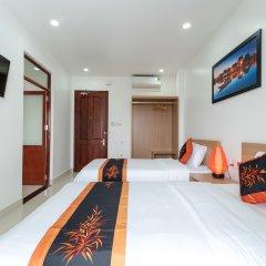 Отель Kim's Villa Hoi An комната для гостей