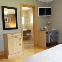 Отель Chalet Grand Loup Нендаз удобства в номере фото 2