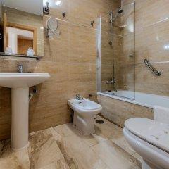 Отель Loto Conil Apartamentos Испания, Кониль-де-ла-Фронтера - отзывы, цены и фото номеров - забронировать отель Loto Conil Apartamentos онлайн ванная фото 2