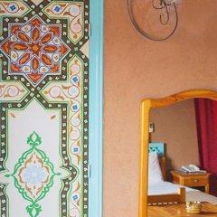 Отель Zaghro Марокко, Уарзазат - отзывы, цены и фото номеров - забронировать отель Zaghro онлайн ванная фото 2