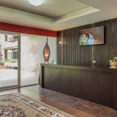 Отель Pattaya Rin Resort Таиланд, Паттайя - отзывы, цены и фото номеров - забронировать отель Pattaya Rin Resort онлайн интерьер отеля фото 2