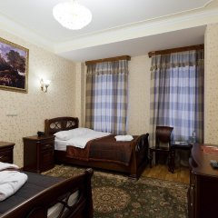 Отель Gentalion Москва комната для гостей фото 4