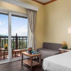 Отель Sokha Beach Resort Камбоджа, Сиануквиль - отзывы, цены и фото номеров - забронировать отель Sokha Beach Resort онлайн балкон