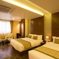 Отель Yatri Suites and Spa, Kathmandu Непал, Катманду - отзывы, цены и фото номеров - забронировать отель Yatri Suites and Spa, Kathmandu онлайн комната для гостей фото 2