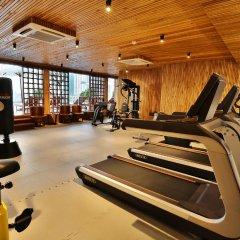 New Epoch Hotel фитнесс-зал фото 2