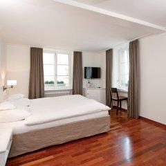 Отель Helmhaus Swiss Quality 4* Улучшенный номер