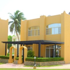Отель Samharam Tourist Village балкон