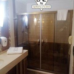 Izmir Comfort Hotel Турция, Измир - отзывы, цены и фото номеров - забронировать отель Izmir Comfort Hotel онлайн ванная