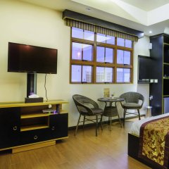 Отель Clear Sky Inn By Wonderland Maldives Мале комната для гостей фото 2