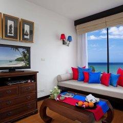 Отель Aquamarine Resort & Villa комната для гостей фото 3