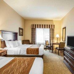 Отель Comfort Inn And Suites McMinnville комната для гостей фото 4