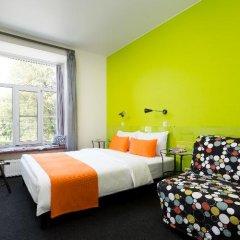 Гостиница Станция Z12 3* Стандартный номер с двуспальной кроватью фото 17