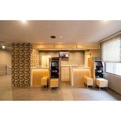 Отель Dormy Inn Tokyo-Hatchobori Natural Hot Spring интерьер отеля фото 2