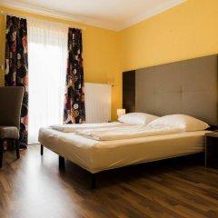Отель Restaurant Villa Flora Аниф комната для гостей фото 3