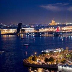 Отель Санкт-Петербург пляж фото 2