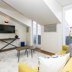 Апартаменты LxWay Apartments Alcântara Luxury балкон