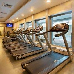 Отель Dedeman Bostanci фитнесс-зал фото 4
