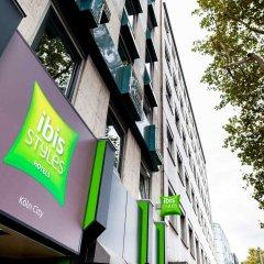 Отель ibis Styles Köln City Германия, Кёльн - 6 отзывов об отеле, цены и фото номеров - забронировать отель ibis Styles Köln City онлайн спортивное сооружение