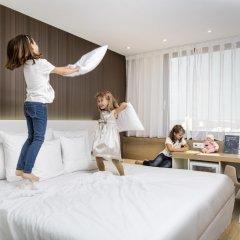 Отель Occidental Praha детские мероприятия