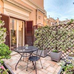 Отель Manin Suites Италия, Рим - отзывы, цены и фото номеров - забронировать отель Manin Suites онлайн балкон
