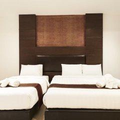 Tribe Hotel Pattaya комната для гостей фото 2