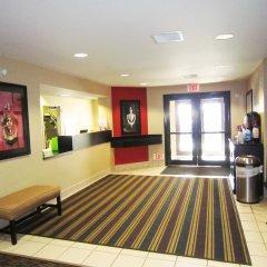 Отель Extended Stay America - Columbus - Easton США, Колумбус - отзывы, цены и фото номеров - забронировать отель Extended Stay America - Columbus - Easton онлайн интерьер отеля фото 3