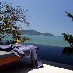Отель Anayara Luxury Retreat Panwa Resort Таиланд, пляж Панва - отзывы, цены и фото номеров - забронировать отель Anayara Luxury Retreat Panwa Resort онлайн бассейн фото 3