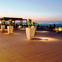 Отель The Kresten Royal Villas & Spa Греция, Родос - отзывы, цены и фото номеров - забронировать отель The Kresten Royal Villas & Spa онлайн пляж