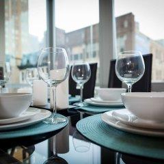 Апартаменты Capitol Hill Fully Furnished Apartments, Sleeps 5-6 Guests Вашингтон питание