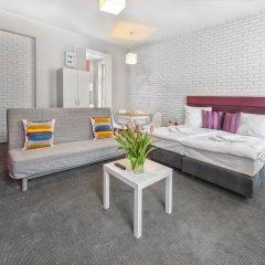 Отель Aurora Residence Польша, Лодзь - отзывы, цены и фото номеров - забронировать отель Aurora Residence онлайн комната для гостей