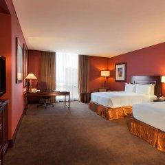 Отель Hilton Reforma Мехико комната для гостей фото 2