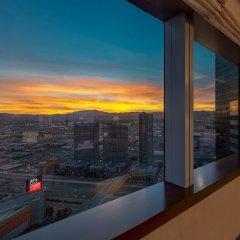 Отель Vdara Suites by AirPads США, Лас-Вегас - отзывы, цены и фото номеров - забронировать отель Vdara Suites by AirPads онлайн балкон