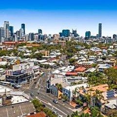 Отель City Palms Brisbane городской автобус