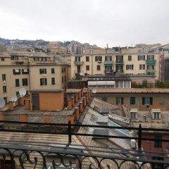 Отель Albergo Astro Италия, Генуя - отзывы, цены и фото номеров - забронировать отель Albergo Astro онлайн балкон