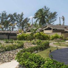 Отель Isla Tajín Beach & River Resort парковка