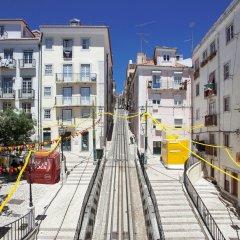 Отель Ascensor da Bica - Lisbon Serviced Apartments Португалия, Лиссабон - отзывы, цены и фото номеров - забронировать отель Ascensor da Bica - Lisbon Serviced Apartments онлайн приотельная территория