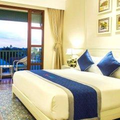 Lantana Hoi An Riverside Boutique Hotel комната для гостей фото 5