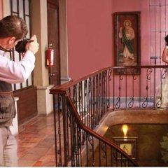 Отель Casa Pedro Loza Мексика, Гвадалахара - отзывы, цены и фото номеров - забронировать отель Casa Pedro Loza онлайн интерьер отеля фото 3